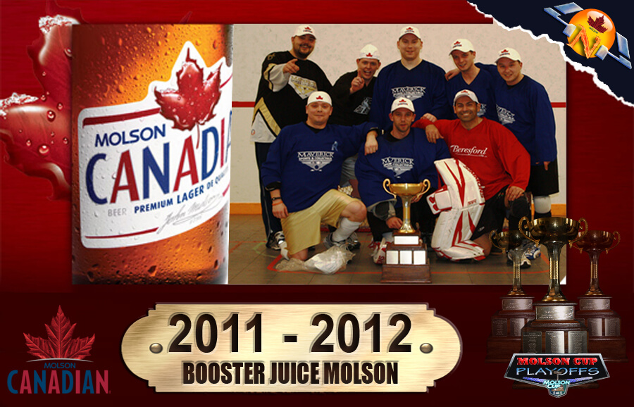 BOOSTER JUICE MOLSON